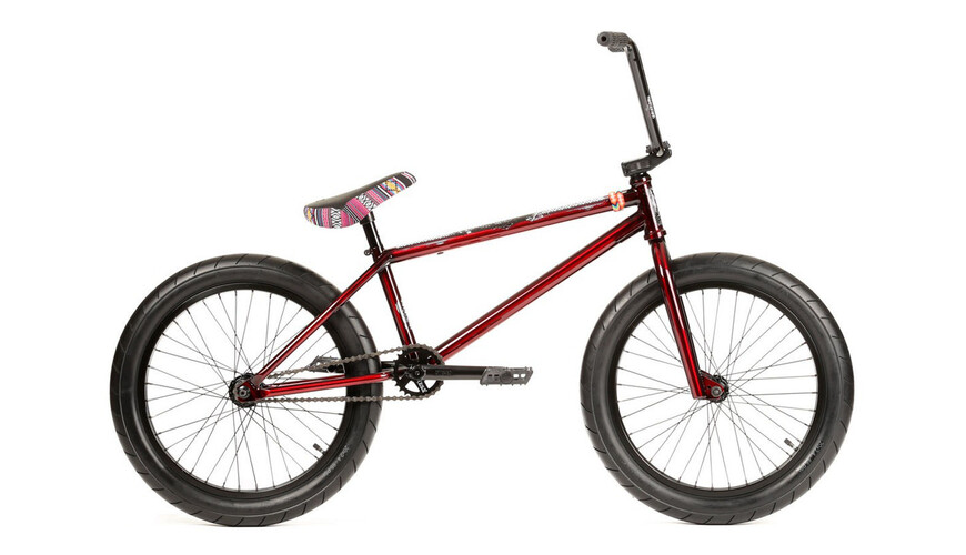 Stereo Bikes Plug In BMX rood